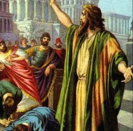 Jonah Preaches in Ninevah Jonah 3:2-9